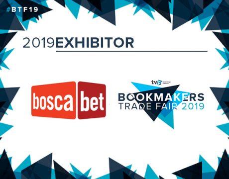 2019 EXHIBITOR BoscaBet